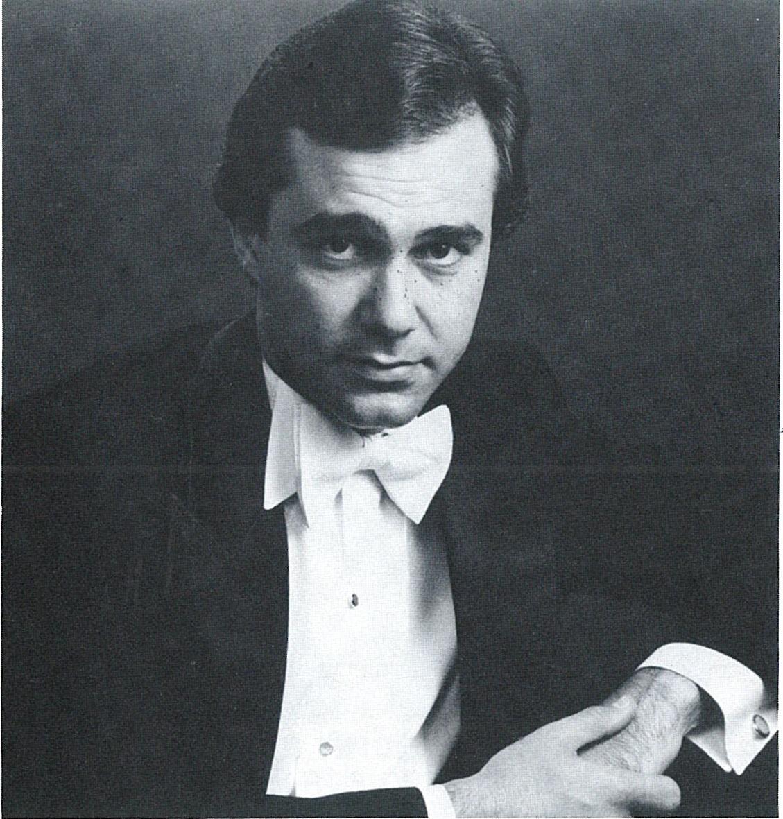 Une photographie du visage de Ermanno Florio