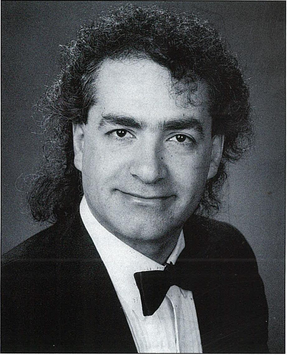 Une photographie du visage de James Vincent Fusco