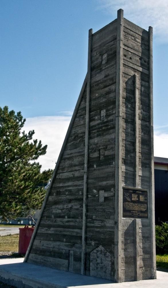 Monument commémorartif de la tragédie de la East Malartic