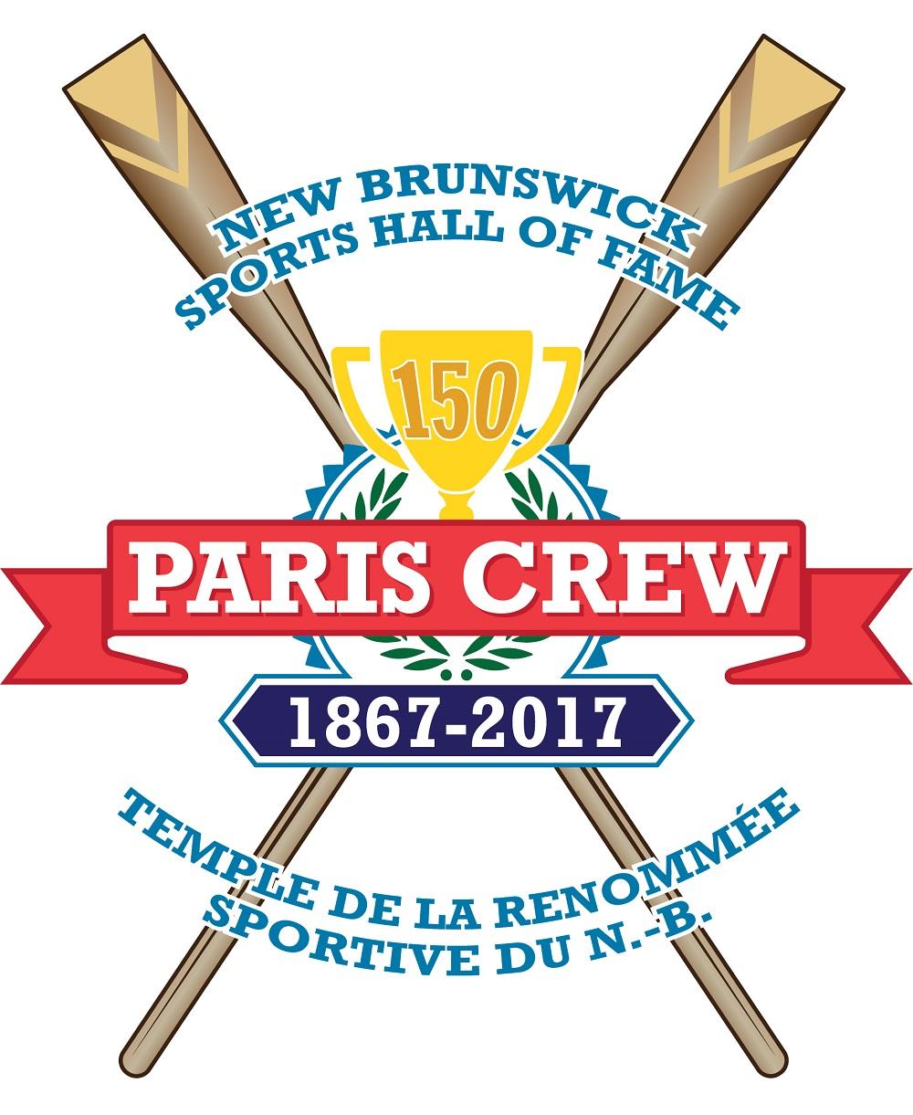 Logo Du 150e Anniversaire De The Paris Crew Le Paris